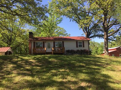 Photo for Quiet Country Cottage on 20 acres