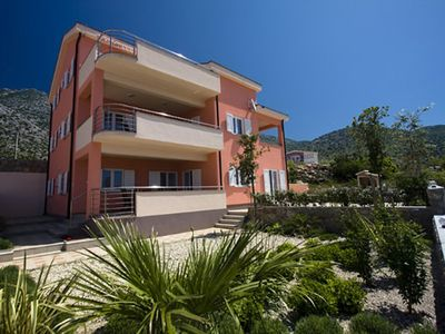 Photo for Apartment Goran in a quiet location by the sea / beach