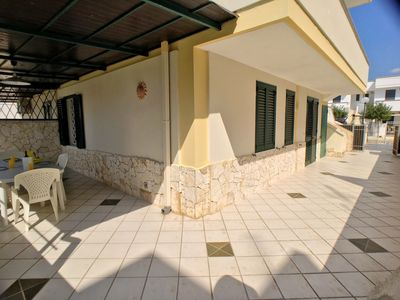 Photo for Cozy apartment located in Torre San Giovanni, the renowned seaside town of Salento.