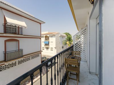 Photo for Double Superior- Private Balcony- Kitchenette- Free Wifi- Space for Child's Bed