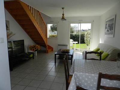 Photo for Holiday House in Quiberon with small garden and terrace