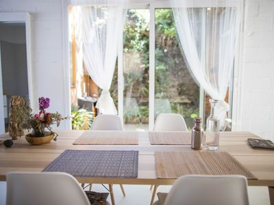 Photo for Beautiful loft in Barcelona surrounded by nature in awesome location, free wiffi
