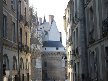 In Nantes, especially the XII Hotel, in the historic heart of the city