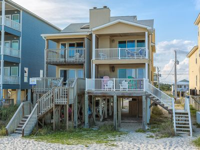 Photo for Southern Comfort By The Sea: 3 BR / 3 BA house in Gulf Shores, Sleeps 8