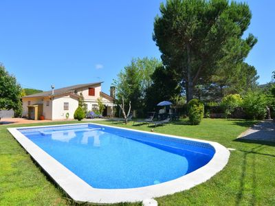 Photo for Club Villamar - Nice house with large garden, BBQ and large private pool