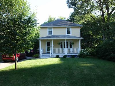 Photo for Charming 3BR Colonial Home in Wellesley - Car available