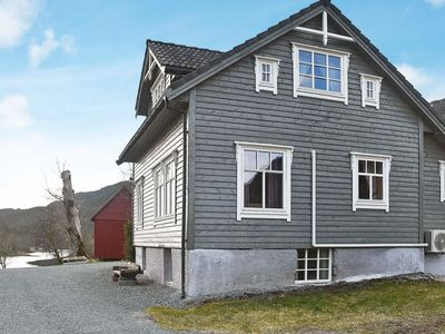 Photo for Vacation home Nordalsfjorden in Florø - 8 persons, 3 bedrooms
