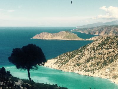 """Photo for """"Luxury studios in Assos"""" 2/4 pers - only 2 mins from beach / tavernas & shops"""