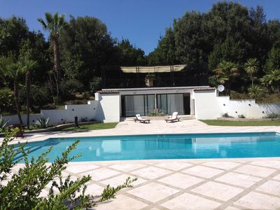Photo for Rome Splendid Villa in a nature reserve 30 minutes from Rome