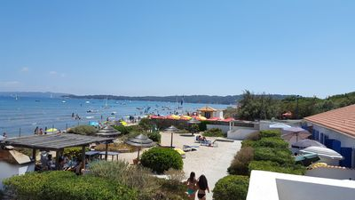 Photo for Rental Apartment 4 people AU GRAND SUD Seaside Giens