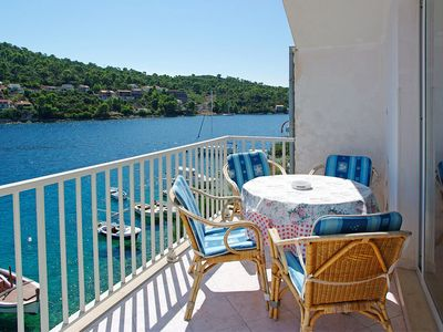Photo for Apartment Velo  A1 Marija(4+2)  - Brna, Island Korcula, Croatia