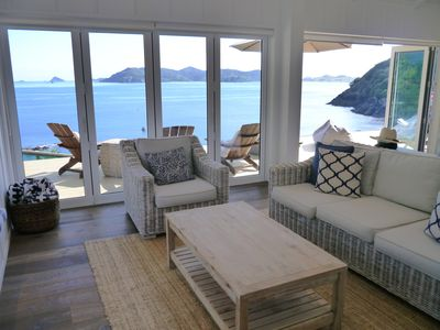 Photo for Mawhiti Beach House - unrivaled access to 2 of NZ's most stunning beaches