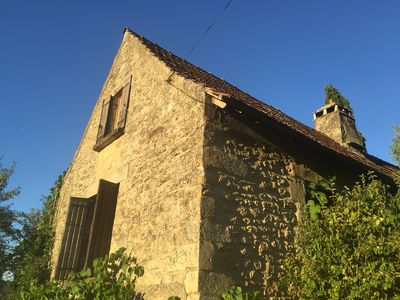 Photo for La Treille Haute - a beautiful 300 yo farmhouse overlooking the Dordogne River