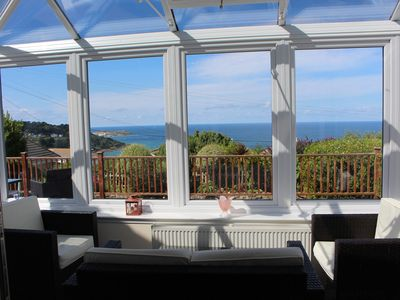 Photo for Bayview Escape sleeps 9, near Carbis Bay Beach and St Ives