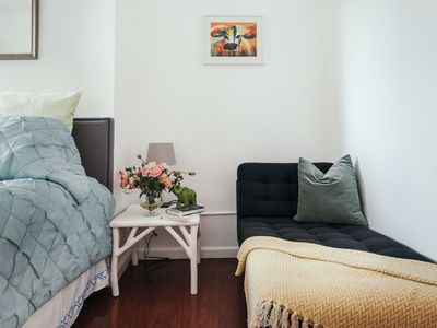 Photo for Beautiful 2BR Apartment, 1min from major subway