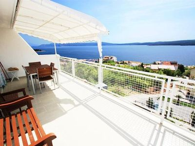 Photo for Holiday apartment Crikvenica for 5 - 7 persons with 3 bedrooms - Holiday apartment