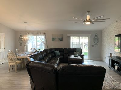 Photo for Grand Valley Home close to CMU, Airport, Hiking and Biking Trails