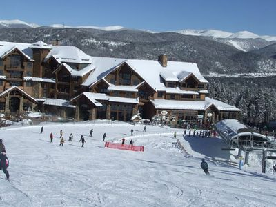 Photo for Ski-in, Ski-out New Year's Fun in Spectacular Breckenridge Colorado!