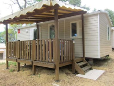 Photo for Mobilhome Dill Plus 2 - Camping Pinède in Provence