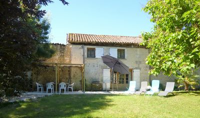 Photo for 250 Year Old Stone Gite With Private Pool Near the River
