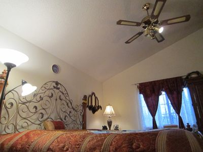 Photo for LUXURY KING MASTER BEDROOM WITH PERSONAL OFFICE & IN-ROOM PERSONAL BATHROOM!