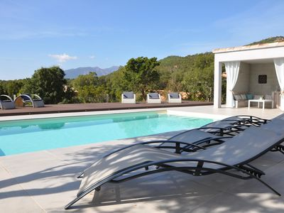 Photo for PORTO VECCHIO INDEPENDENT BERGERIE 100 M2 HEATED SWIMMING POOL 1300 M2 CLOSED GROUND
