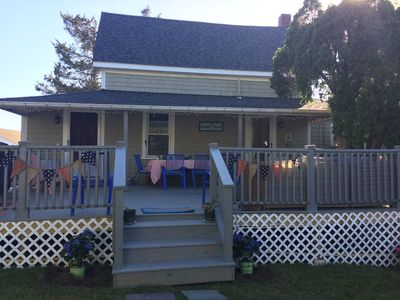 Photo for Pocasset Heights Beach House - 3 bedroom/1.5 bath - Walk to beach