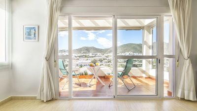 Photo for Casa Bella Vista, accommodation with incredible views