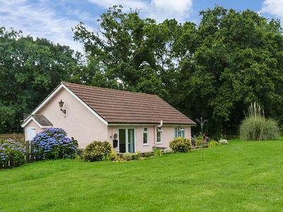 Photo for HERON COTTAGE, pet friendly, with a garden in Highampton, Ref 918822