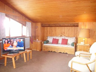 Photo for Apt 6 pers. 70 sqm village center of Cernix. Exceptional view. At the foot of the ski slopes