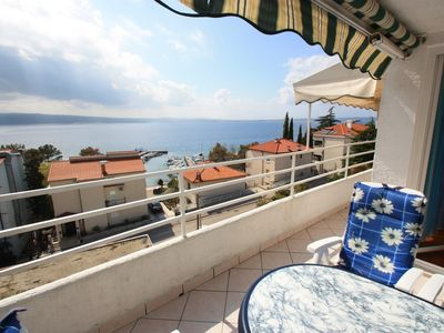 Photo for Holiday apartment just a few meters from the popular and well-known sandy beach