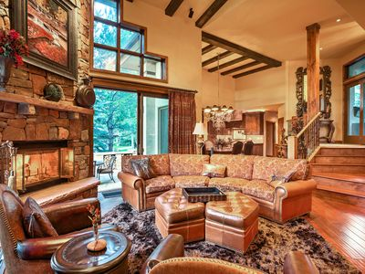 Photo for Private Beaver Creek/Vail Area Duplex w/ Hot Tub!