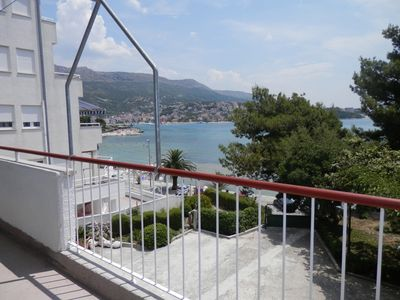 Photo for Apartment near the BEACH with beautiful SEA VIEW!