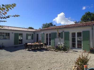 Photo for Réthaise house, close to the beaches, in the heart of the Ile de Ré