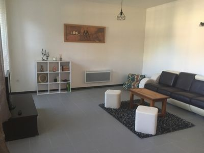 Photo for T2 apartment (60 m²) near Tarn and downtown Millau