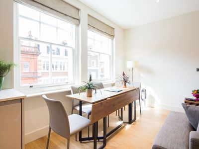 Photo for Sweet Fitzrovia VII - One Bedroom Apartment, Sleeps 4