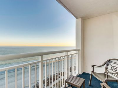 Oceanfront Condo Camelot By the Sea