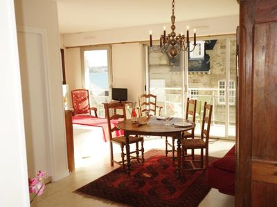 Photo for Apartment Le Royal Foch in Dinard - 3 persons, 1 bedrooms