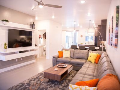 Photo for Zions Oasis 8 The Lofts Family Friendly 4 bd 3.5 ba Pools Sleeps 16