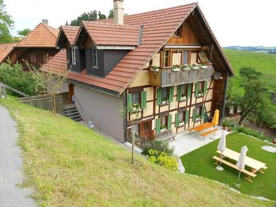 Photo for Holiday apartment Huttwil for 4 - 5 persons with 2 bedrooms - Holiday apartment