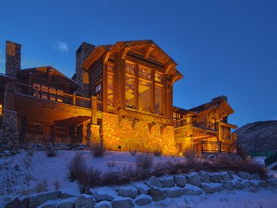 Photo for Luxury Ski-In, Ski-Out  6 bedroom Home In Deer Valley, see also VRBO #389200