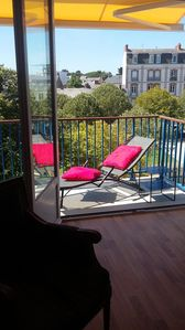 Photo for Type 3 Holidays everything on foot! Immediate access Beach, De Gaulle, Market ...