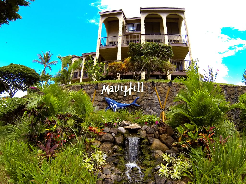 Maui Hill Resort: Newly Renovated Kihei Wailea 2bd/2b Condo near ...