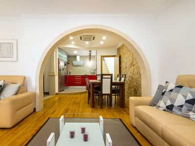 Photo for Great duplex perfect for families in the heart of Alfama