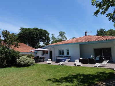 Photo for GREAT VILLA WITH SPA VERY CLOSE TO THE SEA