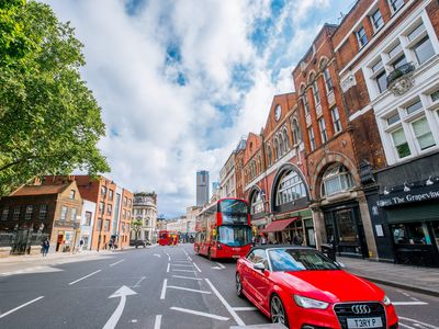 Photo for Comfy 1Bed Apt, sleeps 3 in vibrant Shoreditch