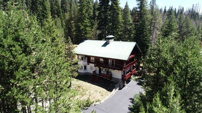 Photo for Outstanding, dog-friendly log home just minutes from China Peak Mountain!