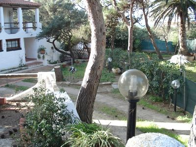 Photo for NORTH SARDINIA APARTMENT IN VILLA IN MARINA DI SORSO LOC. EDEN BEACH