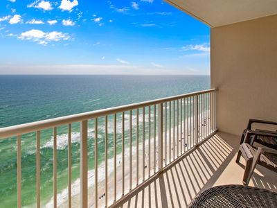 Photo for ☀Gulf Front Views @ Majestic 2-1803☀2BR-Jun 16 to 18 $824 total! 5 Pools-FunPass