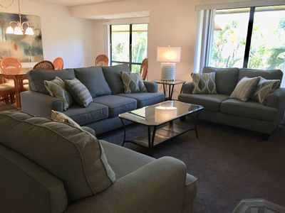 Photo for Beautiful Sanibel Island Blind Pass Condo . Newly renovated. Gorgeous!